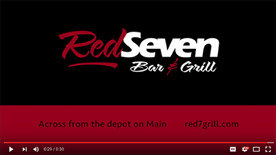 Red Seven Bar and Grill , 2015