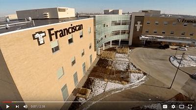 Franciscan St. Elizabeth Hospital, 2015