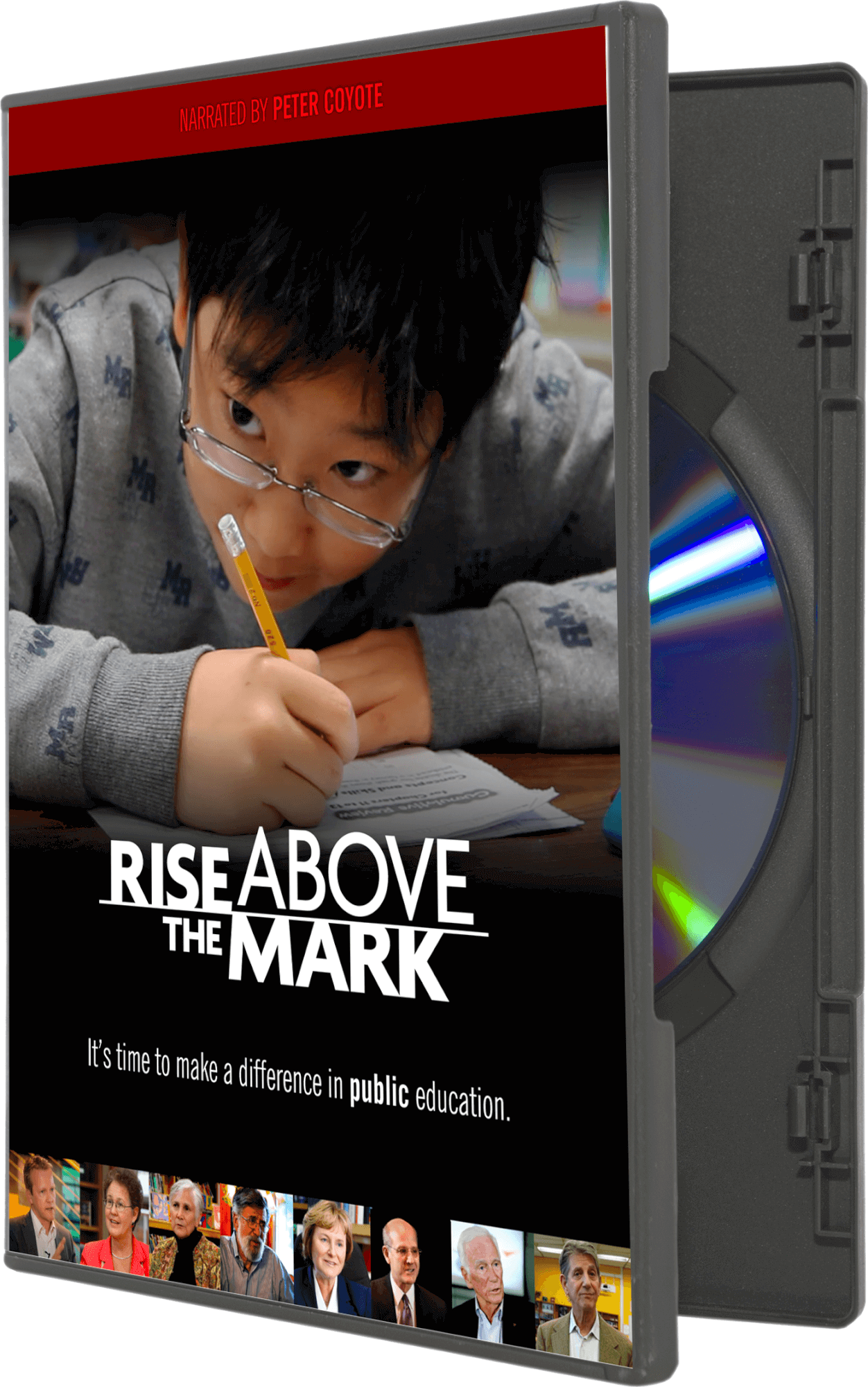 Rise Above the Mark DVD